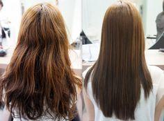 Muitas pessoas querem o cabelo mais liso, menos rebelde, e principalmente sem aquele frizz, que o cabelo ganha por causa da humidade.O ideal é fazer um ali