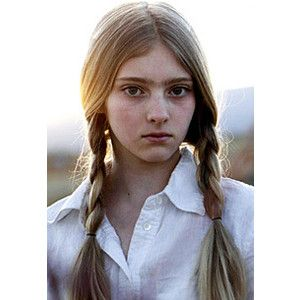 Prim Everdeen in The Hunger Games #innocent #archetype #brandpersonality