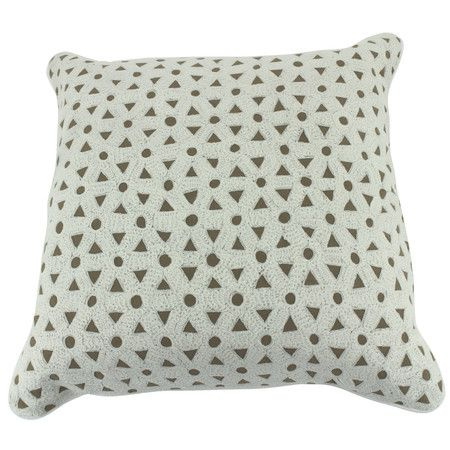 Found it at Temple & Webster - Salem Taupe & White Cushion 45x45 http://www.templeandwebster.com.au/daily-sales/p/Desert-Dreaming-Salem-Taupe-%26-White-Cushion-45x45~NICD1264~E9181.html?refid=SBP.yn2spFctE6wNUIuREJdRAqY97lQKaEnEgg1DxJtFLMc