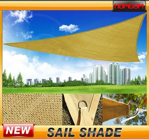 3.6m Triangle Sun Shade Sail Canopy Patio Garden Awning Various Colors Free Rope