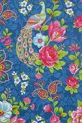 PiP Flowers in the Mix Dark Blue wallpaper   PiP Studio ©