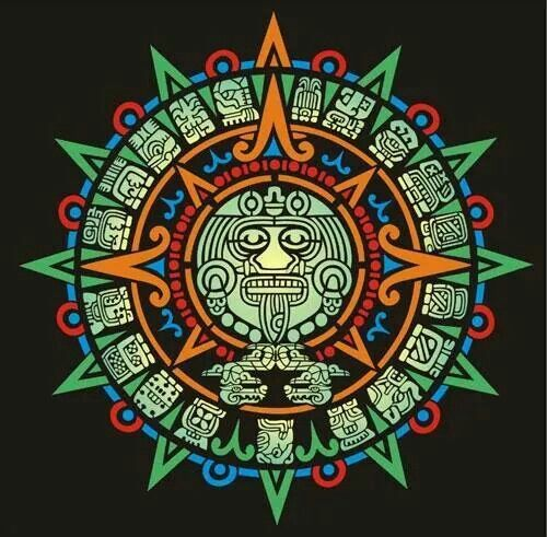 Sol azteca.