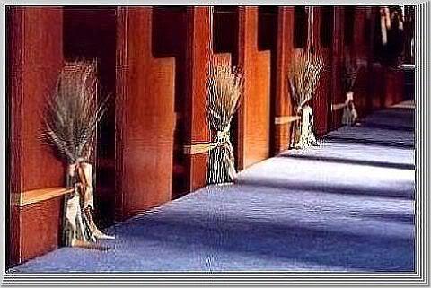 pewdecorations: Google Image, Ideas, Pew Decor, Image Results, Pewdecor, View, Church Decor, Aisle Decor
