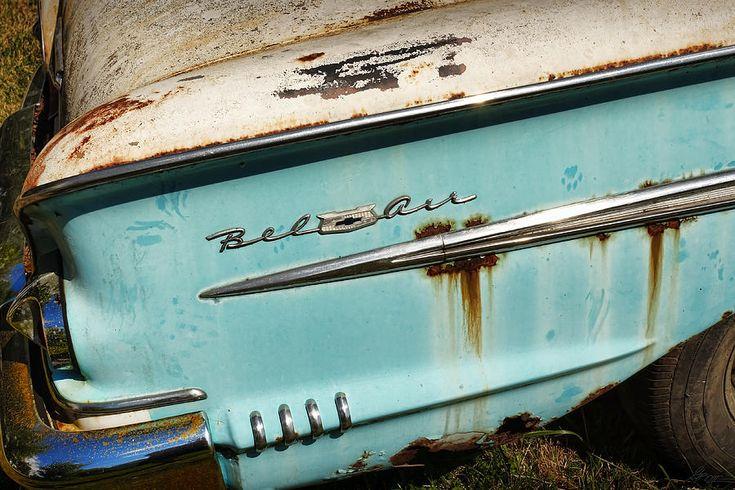 1958 Chevy Bel Air Photograph by Gordon Dean II