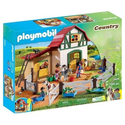 Playmobil Pony Farm,