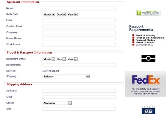 us passport renewal application from canada