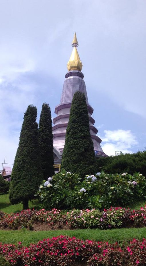 Tour Option: DAY TRIP TO DOI INTHANON NATIONAL PARK