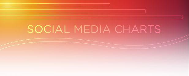 Social Media Charts der Radiosender 2015 |RADIOSZENE