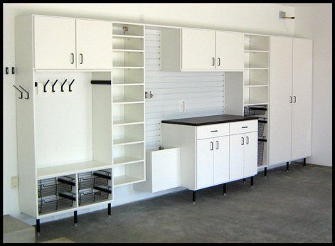 Wonderful Garage Storage Solutions, California Closets Twin Cities