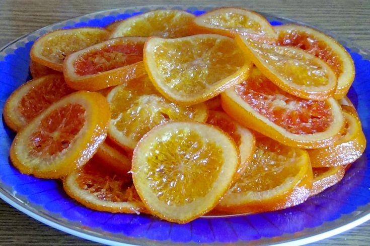 Карамелизированные апельсины - T E T T I E