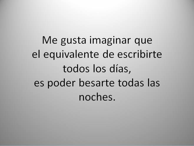 〽️ Me gusta imaginar...
