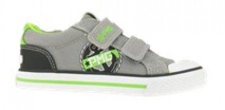 Primigi College Grey Canvas Shoes