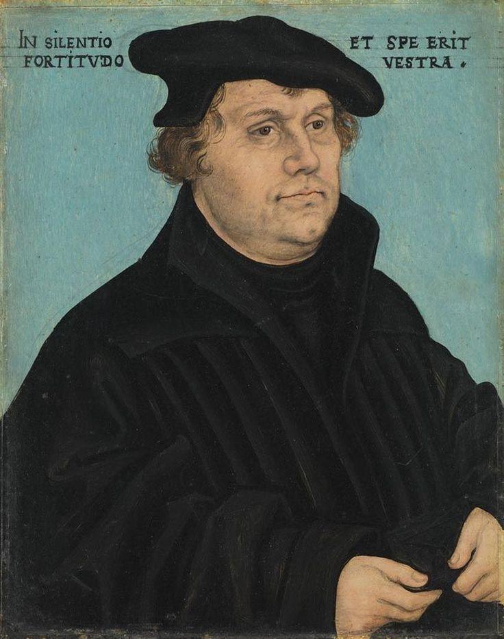 Martin Luther Lustig