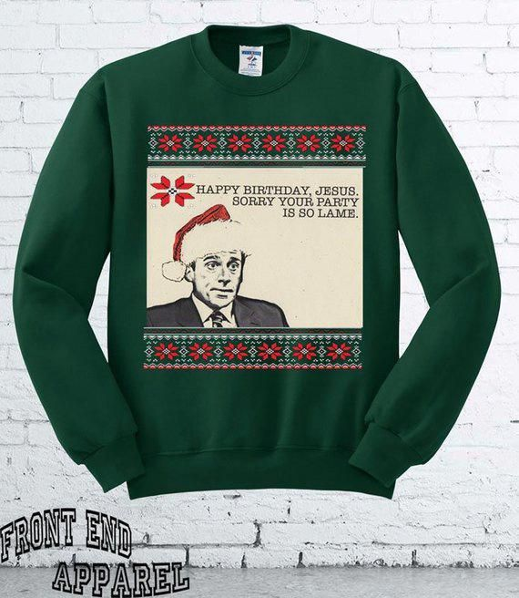 The Office Christmas Sweater.Pin On Funny School Shirts