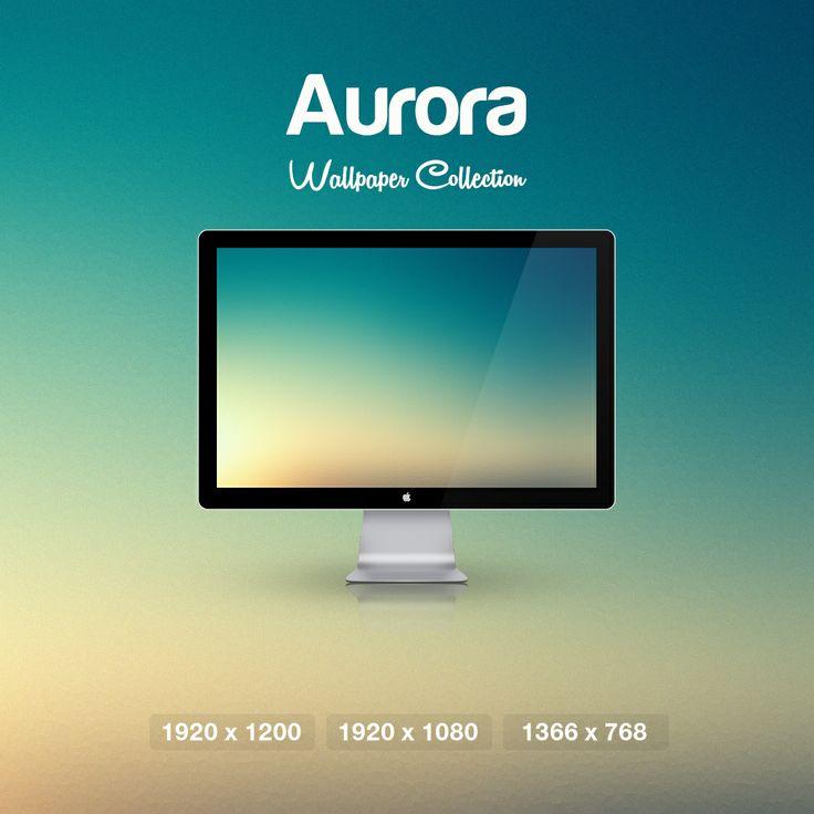 Aurora Wallpaper by limav.deviantart.com on @deviantART