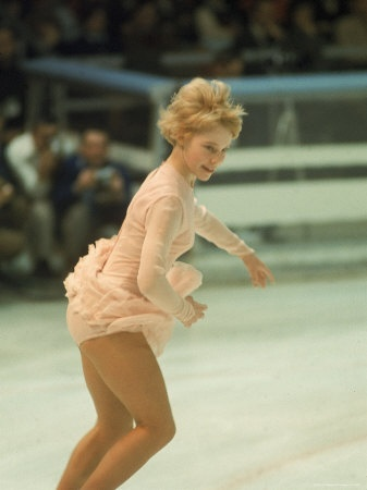 Janet Lynn - Five time National Champion (69-73) and 1973 World silver Medalist.