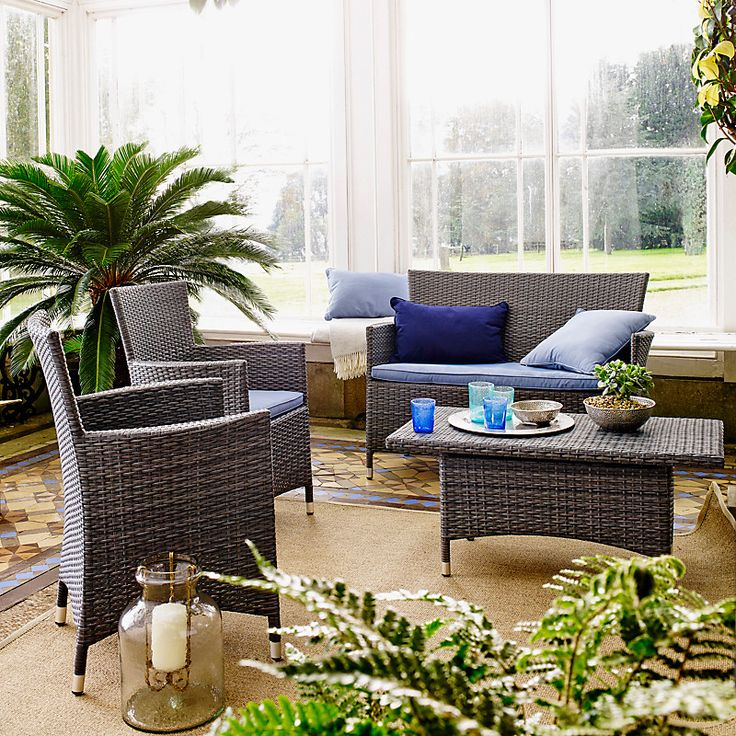 Buy John Lewis Malaga Outdoor Furniture | John Lewis