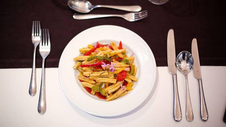 #pasta #restaurant #food #corinthiasg #corinthia #hotel #malta http://corinthia.com/hotels/malta/malta_stgeorgesbay/dining-and-bars/restaurants/fra-martino/
