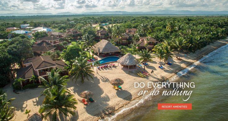 Belize all-inclusive resort