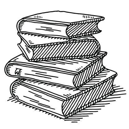 Bücherstapel gezeichnet  113 besten Book Tattoos Ideas Bilder auf Pinterest ...