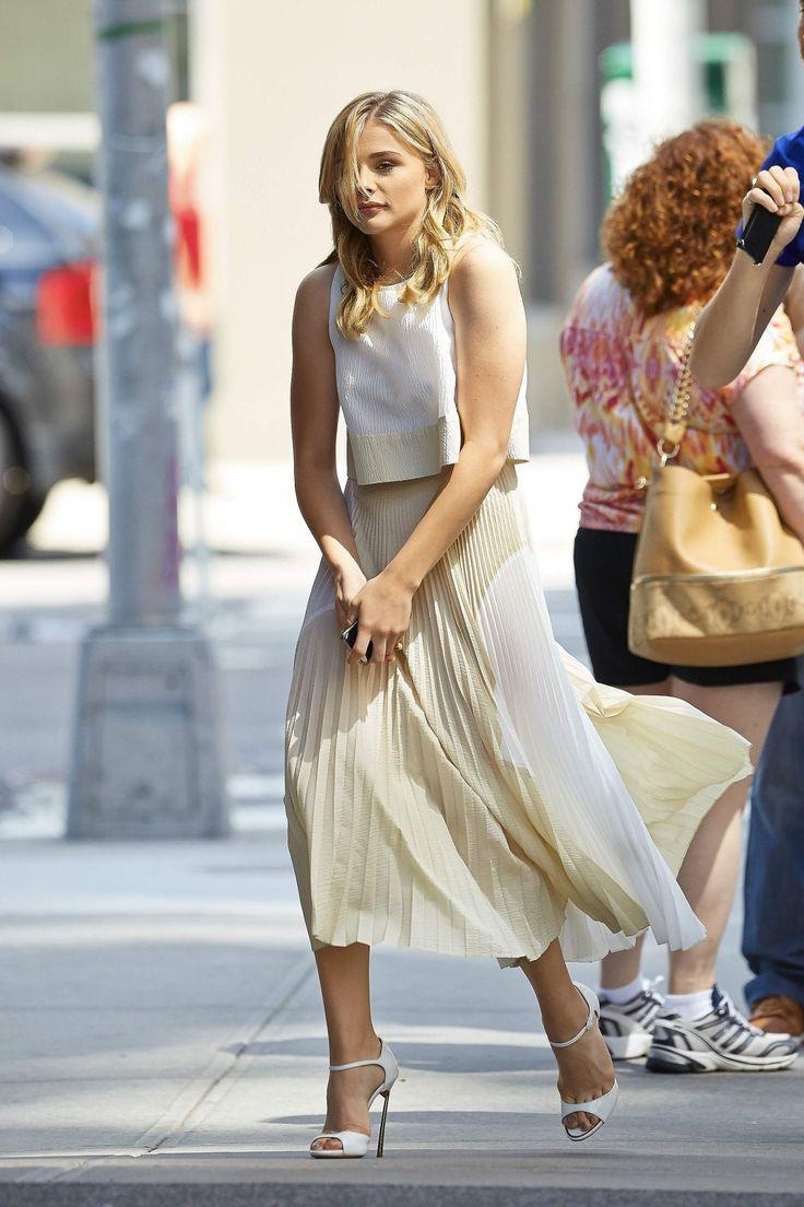 Chloe Grace Moretz ♥  - skirt