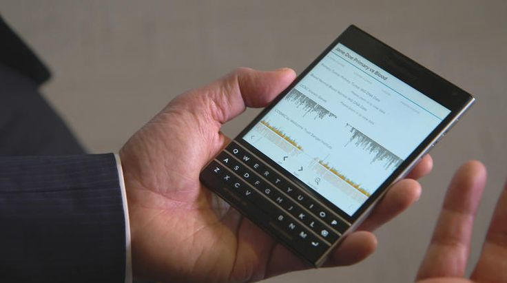 Dr. Pat Soon-Shiong teams up w/ #BlackBerry to change the way doctors analyse cancer cells with #BlackBerryPassport http://blck.by/1ASTegF