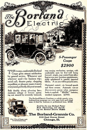 Best Borland Electric Car Ads Images On Pinterest Electric