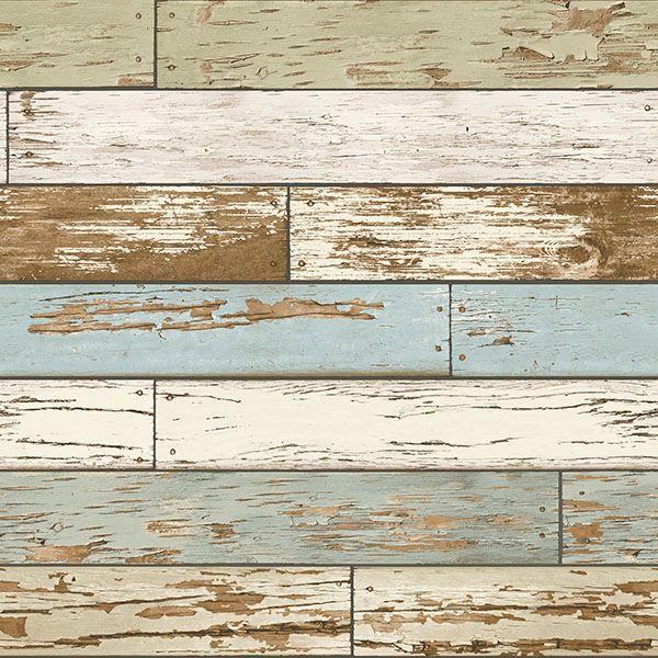 Old Salem Vintage Wood Peel And Stick Wallpaper Wood Wallpaper Nuwallpaper Peel And Stick Wallpaper