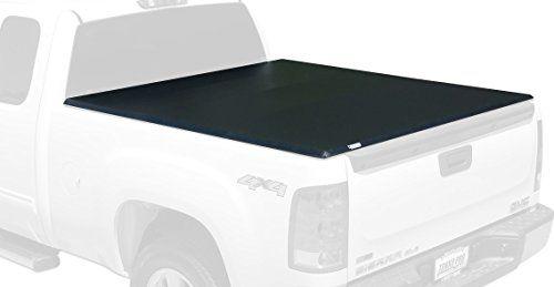 Tonno Pro 42-509 Tonno Fold Black Tri-fold Truck Tonneau Cover. For product info go to:  https://www.caraccessoriesonlinemarket.com/tonno-pro-42-509-tonno-fold-black-tri-fold-truck-tonneau-cover/