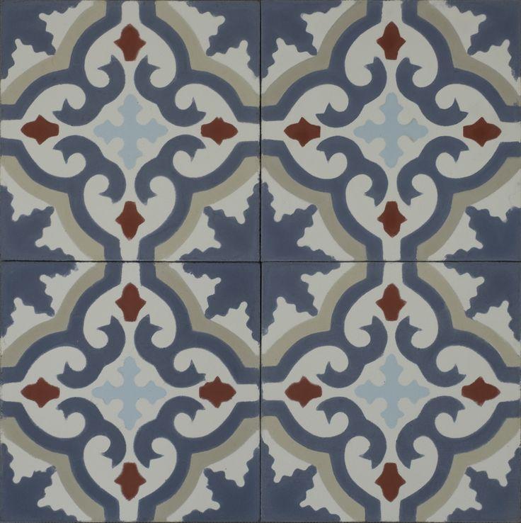 Purpura Tiles: VOLTAIRE