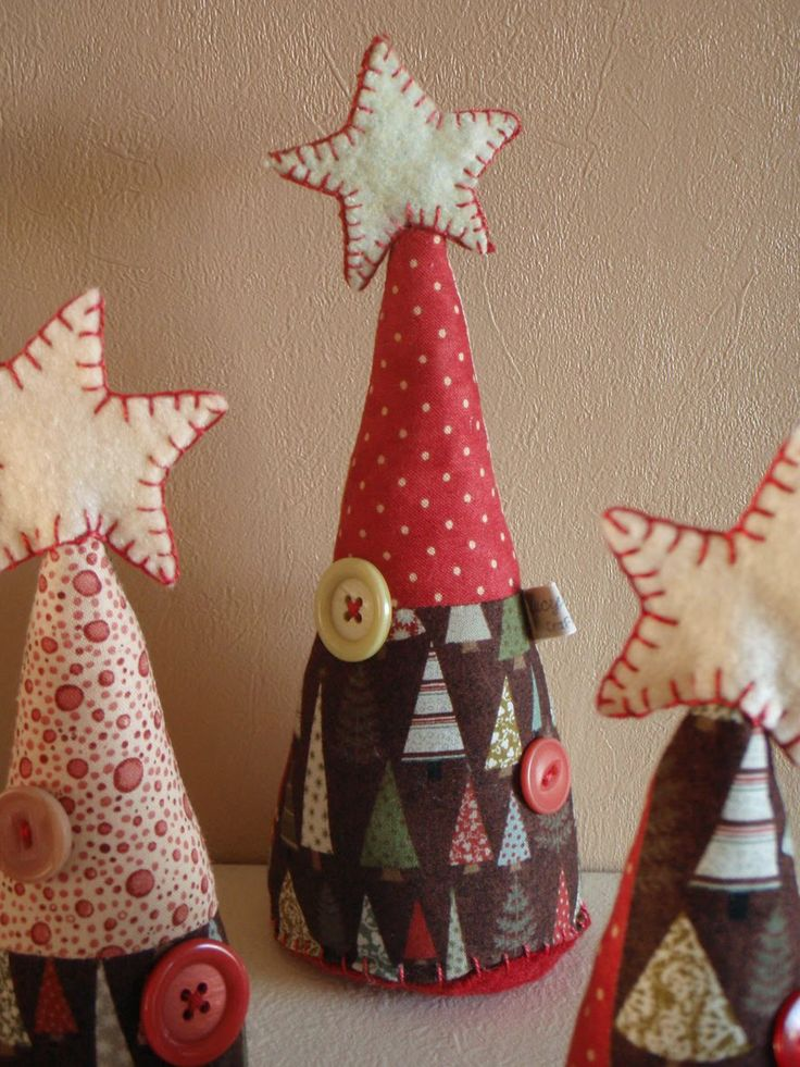 LucyKate Crafts...: The Christmas Tree Softie tutorial,