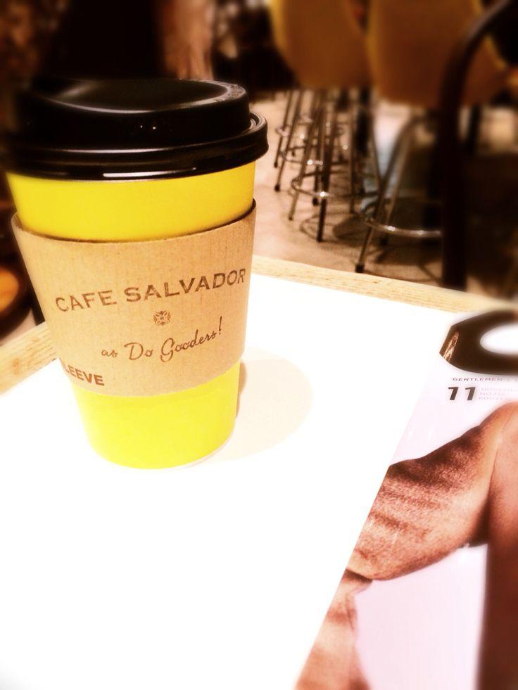 Cafe Salvador omiya Japan
