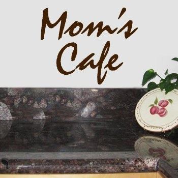 Momu0027s Cafe Wall Room Decal Sticker Kitchen Decor Mother | Color: Coffee  Brown , Http