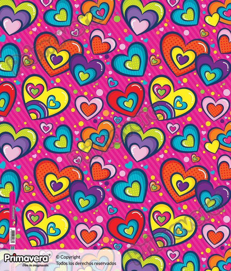 Papel Regalo Corazones 1-482-941 http://envoltura.papelesprimavera.com/product/papel-regalo-corazones-1-482-941/