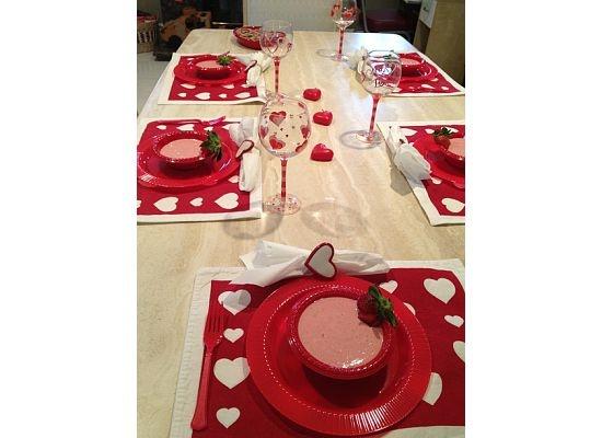 valentine's dinner for 2