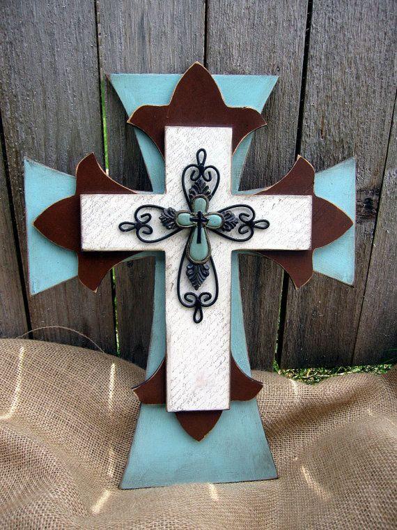 Best 25 Painted Wooden Crosses Ideas On Pinterest Class