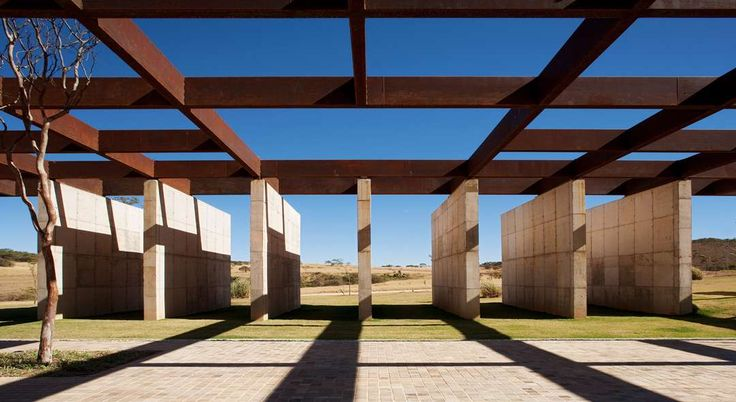 Leaving a Lasting Impression: 9 Contemporary Corten Projects - Architizer