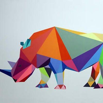 Rinoceronte / Rhinoceros