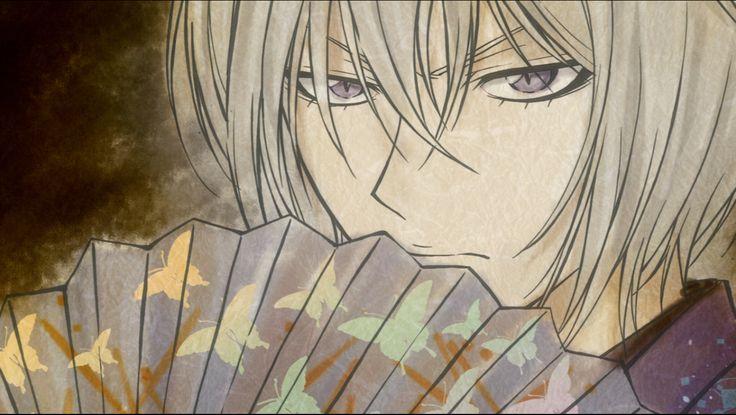 My new desktop background - Tomoe Mikage, Wild Fox, Kamisama Hajimemashita Episode 1.