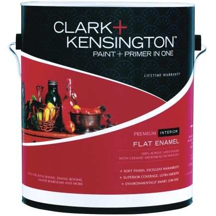 Clark+Kensington Paint and Primer in One Premium Interior Flat ...