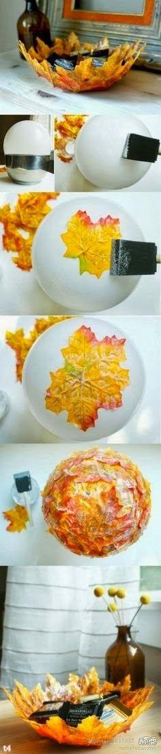 Meine nächste Herbstdeko!!!