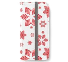 red stars iPhone Wallet