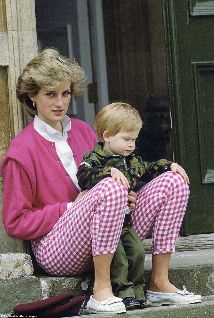 Mummy's little soldier: Harry adored his mother Diana, whose warm, empathetic character he has inherited. He has described her as the best m...