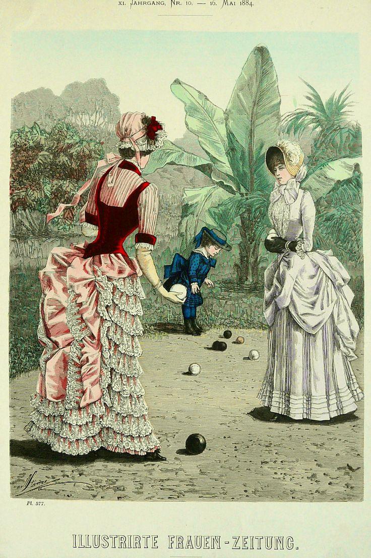 1884 illustrirte frauen zeitung fashion plates 1880 1889 pinterest zeitung frau und. Black Bedroom Furniture Sets. Home Design Ideas