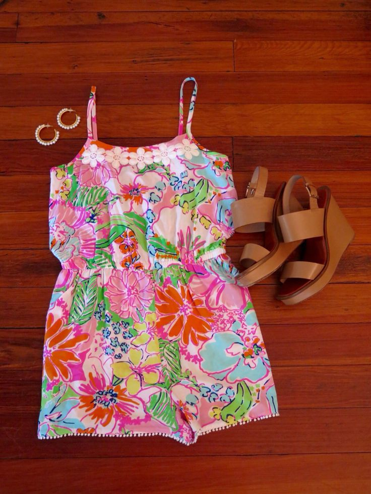 Lilly Pulitzer outfit by Srathardforlife