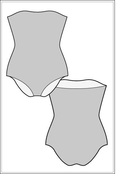 TAMARA SWIMSUIT – Sewing Pattern | Sewing+Women | Pinterest | Sewing ...