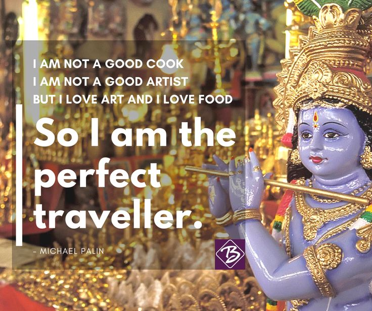 A true traveller is one who can fully appreciate their surroundings, whether at a magnificent temple or a humble food cart - and India gives you the best of both!