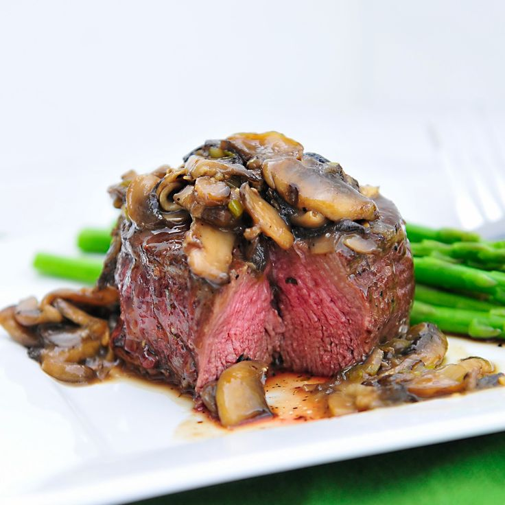 Simply Gourmet: Filet Mignon