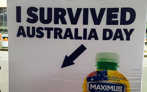 Maximus Australia Are Deep In The Shit For Their Insensitive Aus Day Ads - Pedestrian TV
