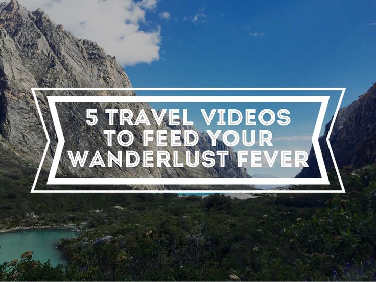 5 Travel videos to feed your Wanderlust fever - Wandering Krishna - Got the Wanderlust fever? Yes? Good, me too! I'm always dreamin' of some wonderful place I could be exploring instead of my 9 to 5 job, three late night shifts, and whatever work comes my way. That's when I find myself window-online-shopping for airline tickets to anywhere, reading tales of travel bloggers (jealousy meter runs high in this area), or watching travel videos on Vimeo. I'm going to share five of my favorite…
